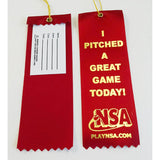 NSA Tournament Awards - Ribbons