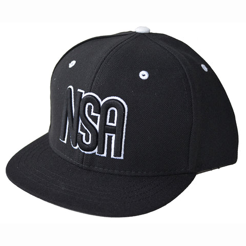 NSA Plate Hat