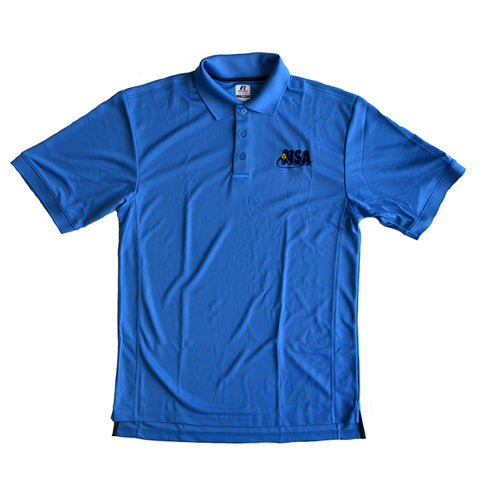 NSA Carolina Blue Polo Shirt