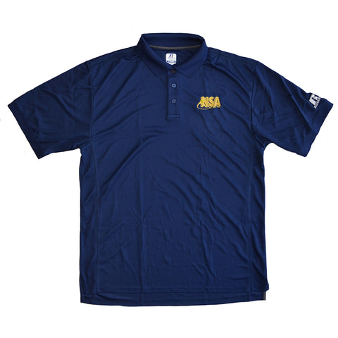 NSA Navy Polo Shirt