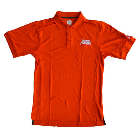 NSA Orange Polo Shirt