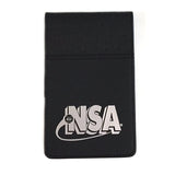 NSA Notebook/Line Up Card Holder