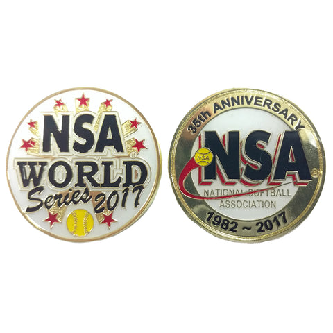 World Series Flipping Coin