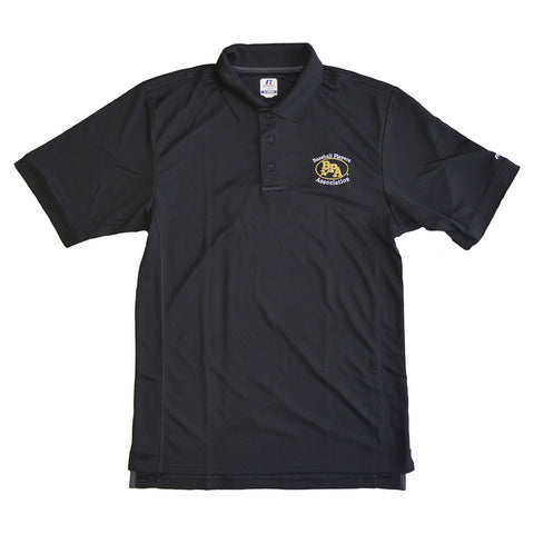 BPA Black Polo Shirt