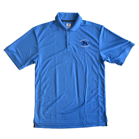 BPA Carolina Blue Polo Shirt