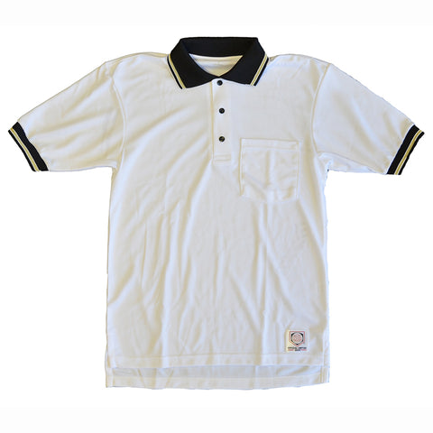 BPA White Umpire Shirt