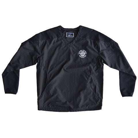 NSA Black Pullover Umpire Jacket (Discontinued)