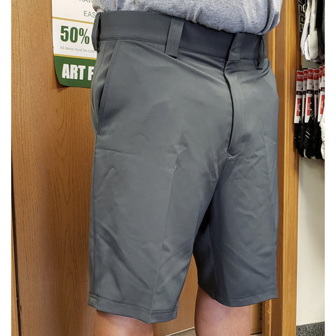 Charcoal Grey Umpire Shorts