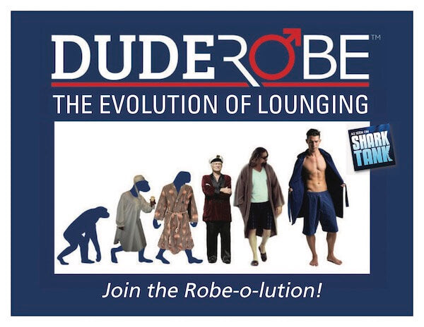 DudeRobe Evolution