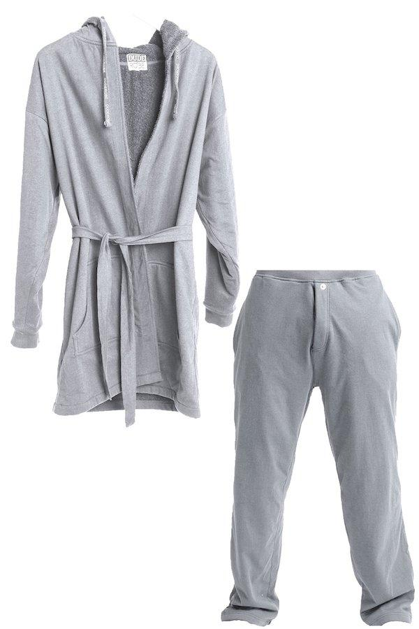 Sets - Luxury Men's Bathrobe & Pants Combo