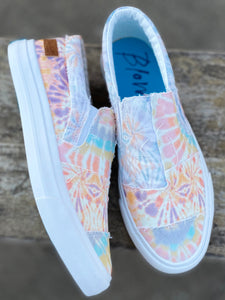 Sandstone Skylight Tie Dye Blowfish Sneaker