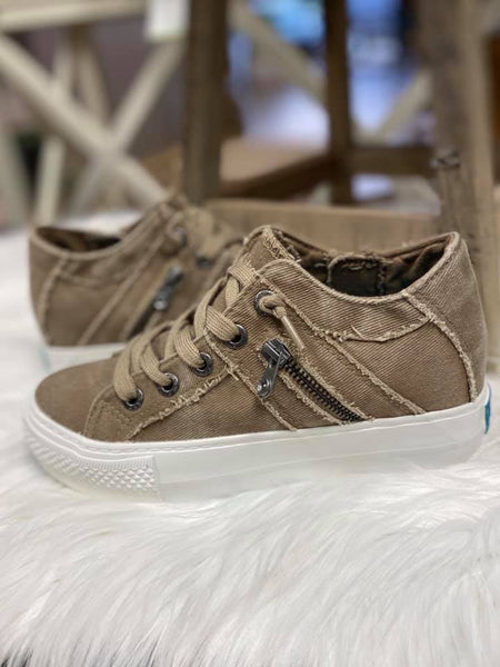 Taupe Melondrop Blowfish Sneaker
