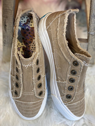 Coffee Play Blowfish Sneakers