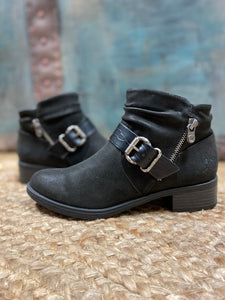 Black Raven Viten Blowfish Ankle Boot