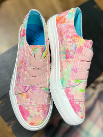 Pink Rainwater Blowfish Marley Sneakers
