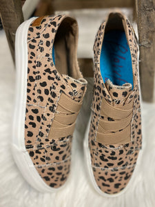 Latte Spots Marley Blowfish Sneakers