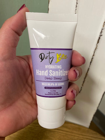 Deep Sleep Hydrating Hand Sanitizer