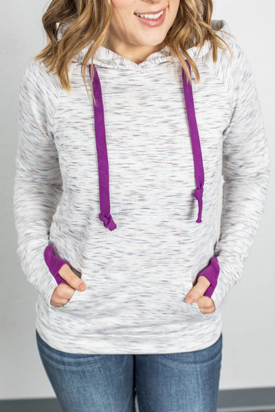 Plum Perfect Pullover Hoodie