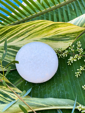 Scentless Shampoo Bar