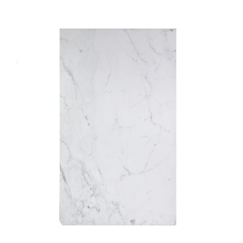 XL White Marble, Light Veins