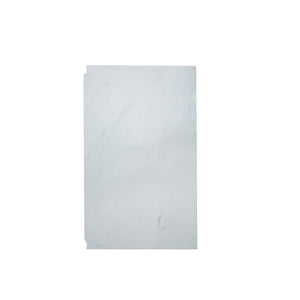 Lg White Marble With Subtle Light Grey Veins