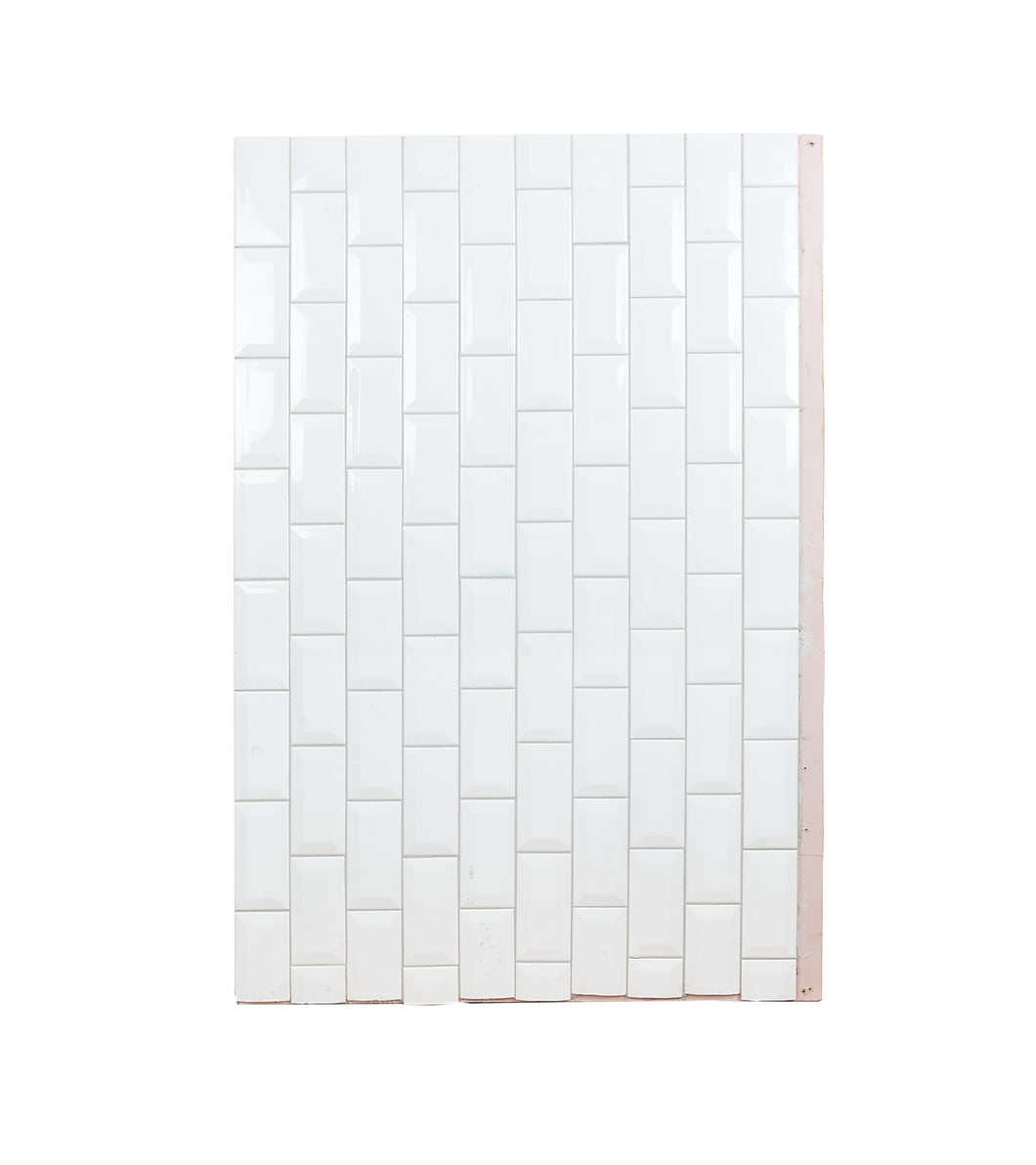 Md White Tile