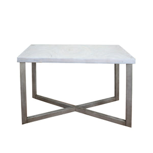 Md Narrow White Table Top/Table