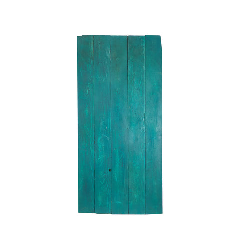 Md Turquoise Painted Boards