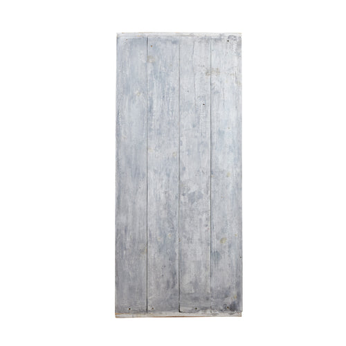 Md White And Grey Painted Wood