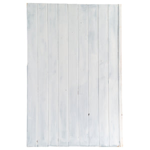 Lg White Painted Panel