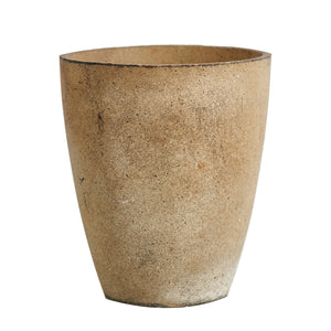Beige Stone Cup