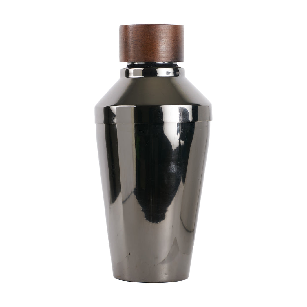 Black Cocktail Shaker