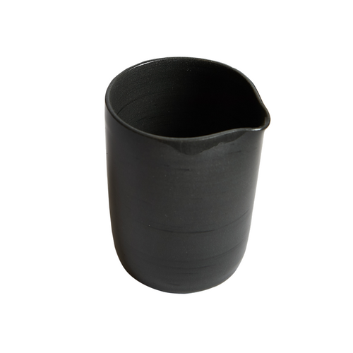 Black Pouring Vessel