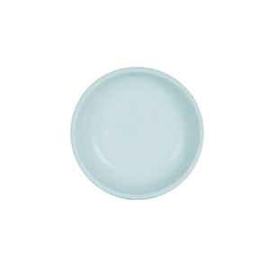 Sm Shallow Pale Blue Dish