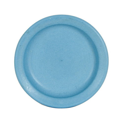 Sm Shallow Bright Blue Dish