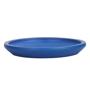 Royal Blue Shallow Dish