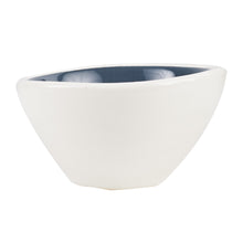 Sm Tapered Dark Blue Pinch Bowl