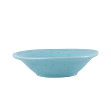 Md Bright Speckled Blue Bowl