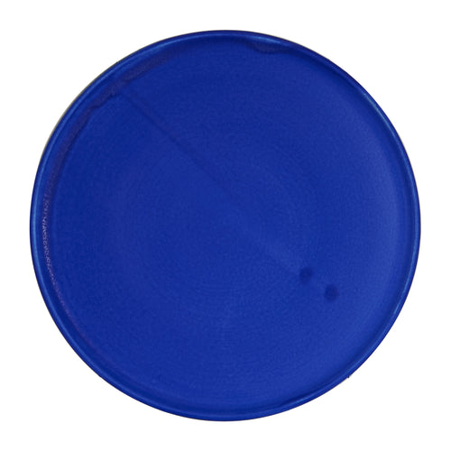 Royal Matte Blue Plate