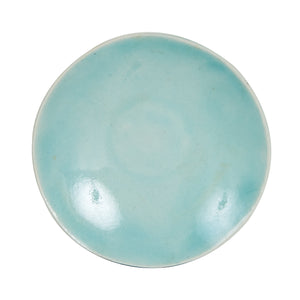 Bright Blue Wash Plate