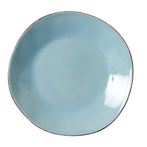 Md Light Blue With Antique Edges