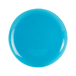 Teal Plate