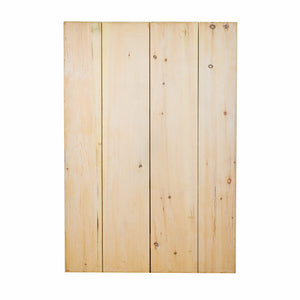Lg Light Natural Wood Boards