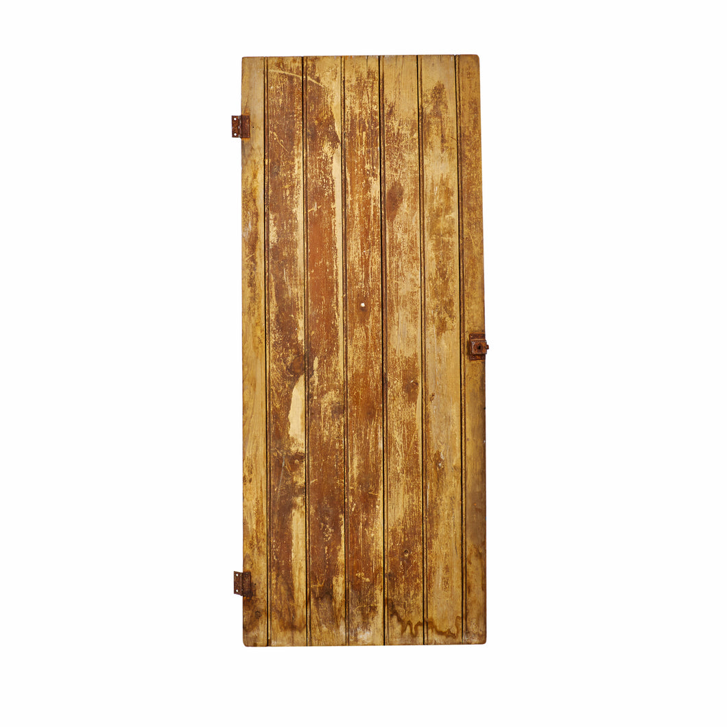 Md Worn Wood Door