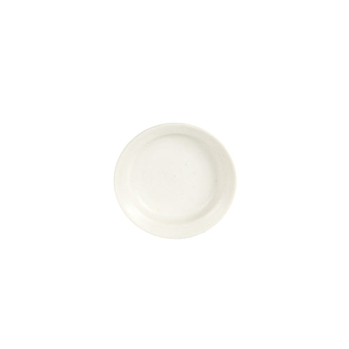 Sm Shallow Cream Bowl