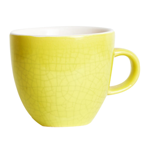 Sm Light Green Espresso Mug