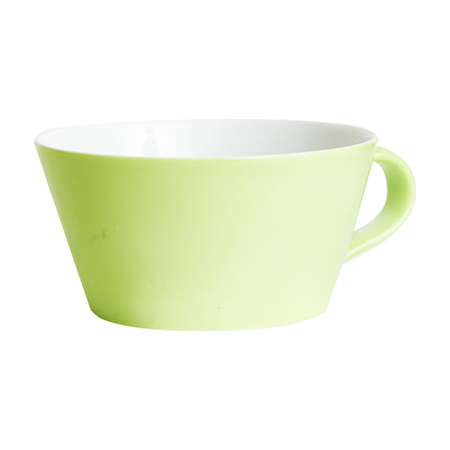 Light Green Tea Cup