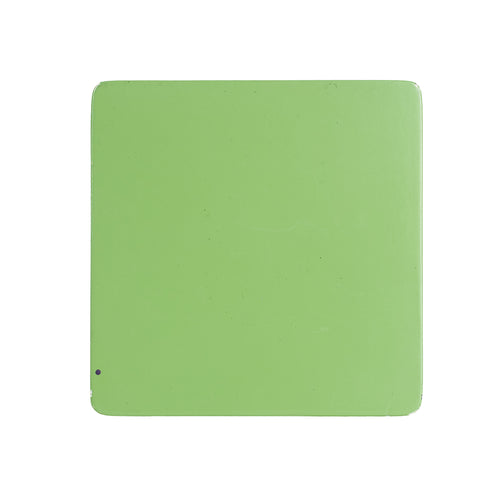 Square Green Coaster