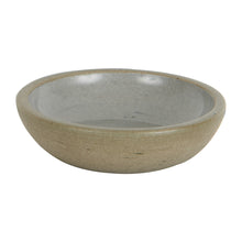 Sm Grey Pinch Bowl