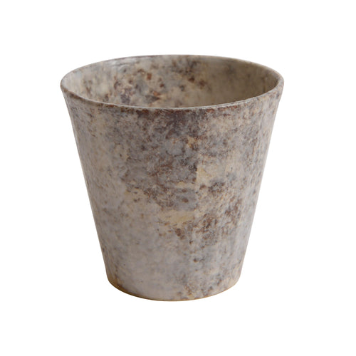 Multi-Tone Neutral Coloured Cup